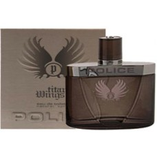 Police Titanium Wings 50ml E/T  SP